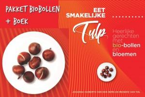 Eet smakelijke tulpen BIO...