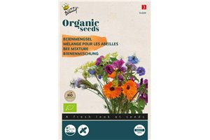 Flower Seed Mix for Bees - ORG
