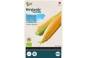 Sweet Corn Golden Bantam - BIO