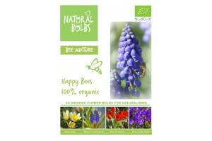 Beebag organic flowerbulbs - BIO